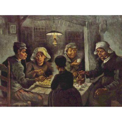Puzzle I Mangiatori Di Patate Van Gogh.jpg