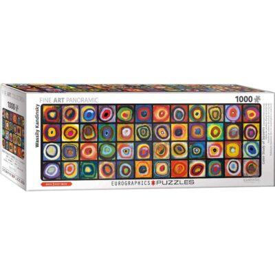 Puzzle Kandinsky Lo Studio Del Colore Panoramico.jpg