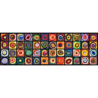 Puzzle Kandinsky Studio Del Colore Panoramico.jpg