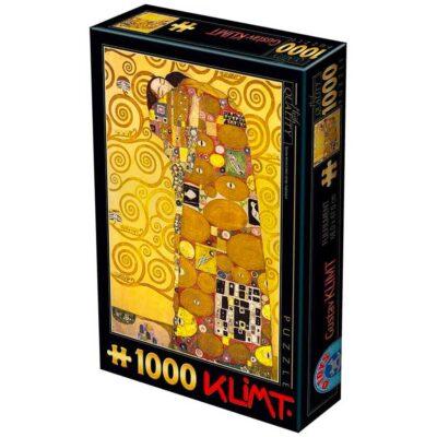 Puzzle Labbraccio Di Klimt 1000 Pezzi.jpg