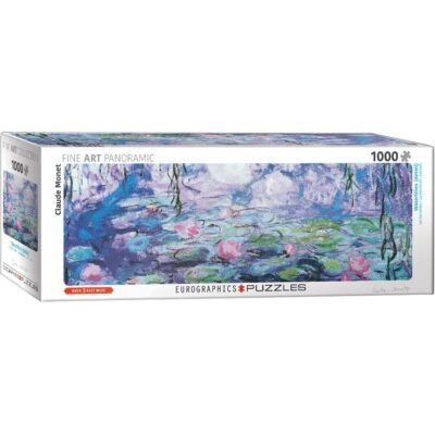 Puzzle Monet Water Lilies.jpg