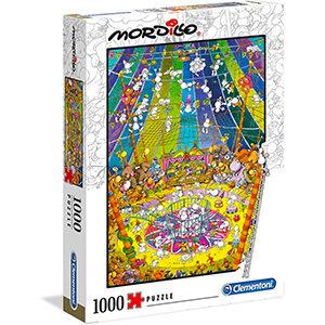 Puzzle Mordillo The Show