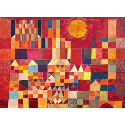 Puzzle Paul Klee Castello E Sole.jpg