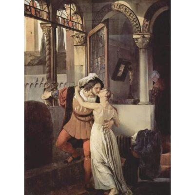 Puzzle Romeo E Giulietta Hayez.jpg