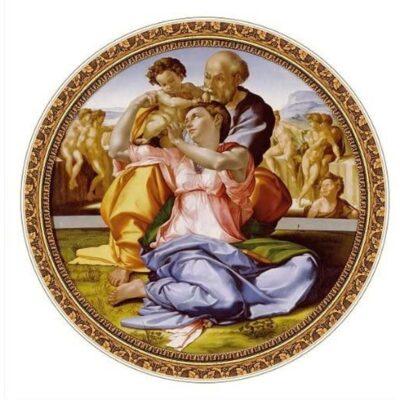 Puzzle Tondo Doni Michelangelo.jpg