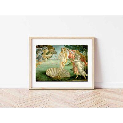 Puzzle Venere Di Botticelli Cornice.jpg