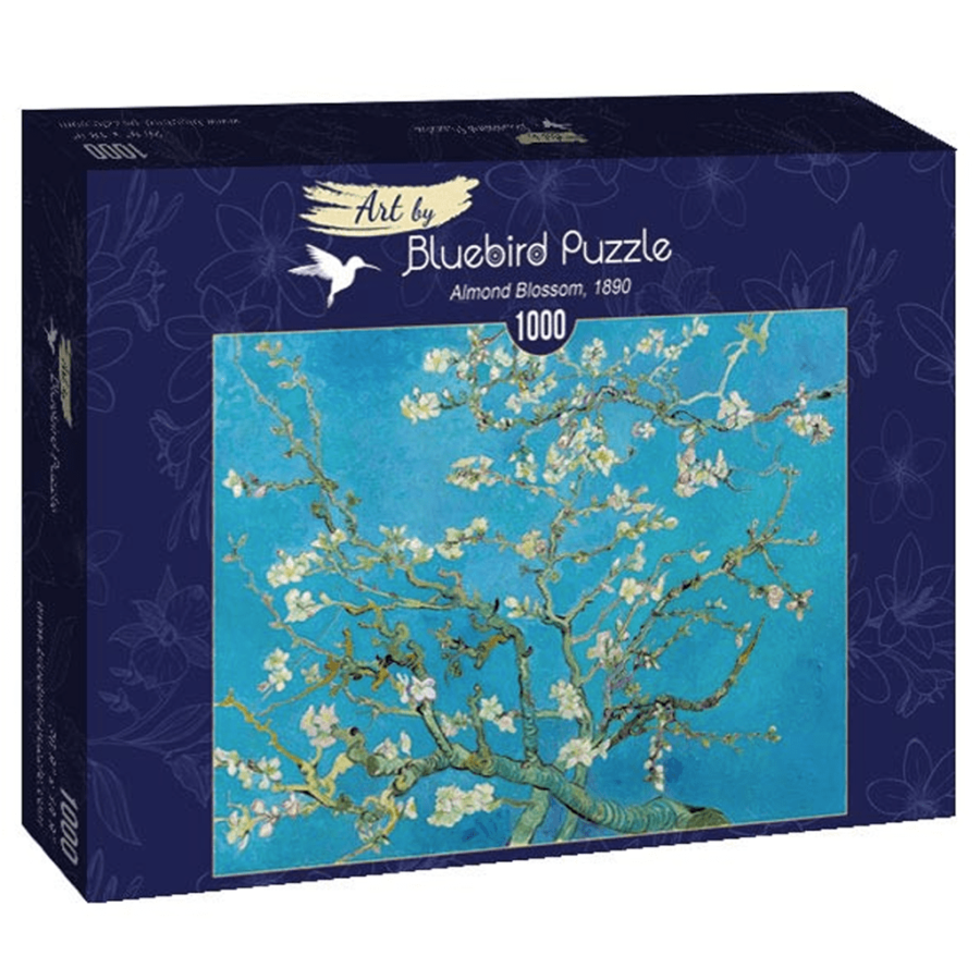 Ramo Di Mandorlo In Fiore Van Gogh Puzzle.png