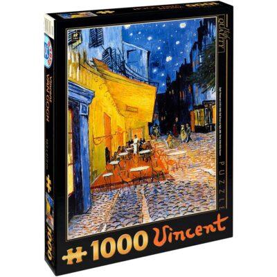 Van Gogh Arles Cafe Terace Puzzle 1000 Pezzi.jpg